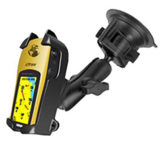 RAM eTrex Color GPS Suction Mount System - Feature