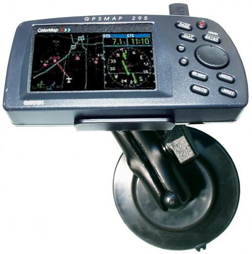 RAM Garmin GPSMAP 396 496 GPS Suction Mount System - Feature
