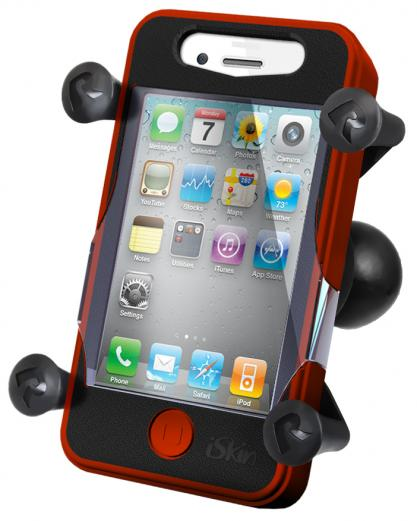 RAM X-Grip™ Spring Loaded Universal Cell Phone Holder - Feature
