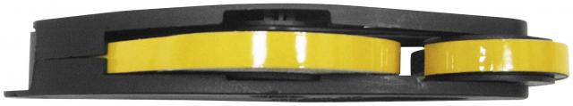 Reflective Wheel Stripe Yellow  - Feature