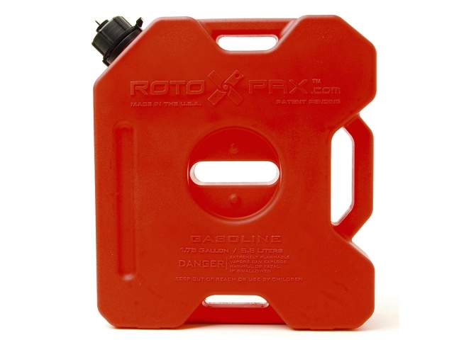 RotopaX 1.75 Gallon Gasoline Pack - Feature