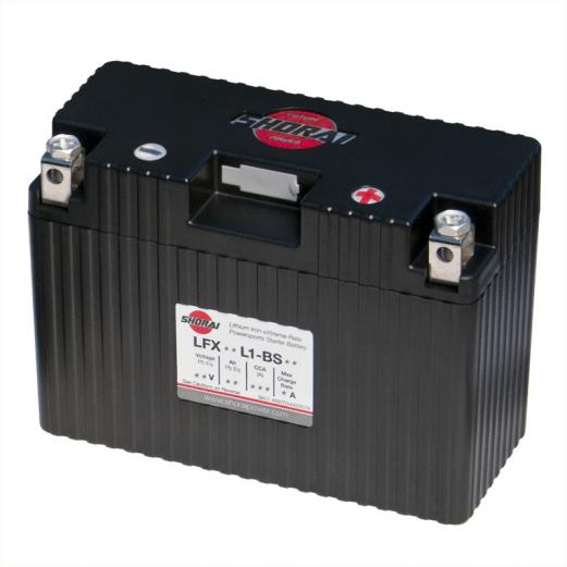 Shorai Ultra Light Motorcycle Battery - Feature