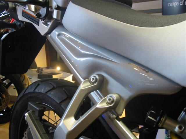 Yamaha Super Tenere XT1200Z 2010-2013 Frame Infill Cover Panel - Feature