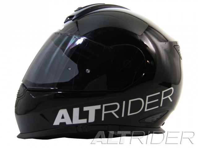 AltRider 10 Inch Reflective Decal - Installed