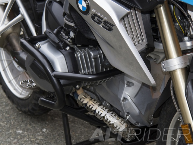 crash bars for the bmw r 1200 gs water cooled altrider
