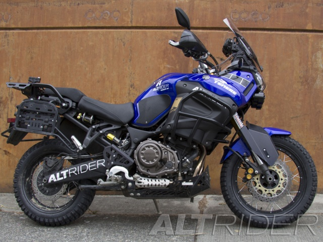 AltRider Decal Kit for the Yamaha Super Tenere - Installed