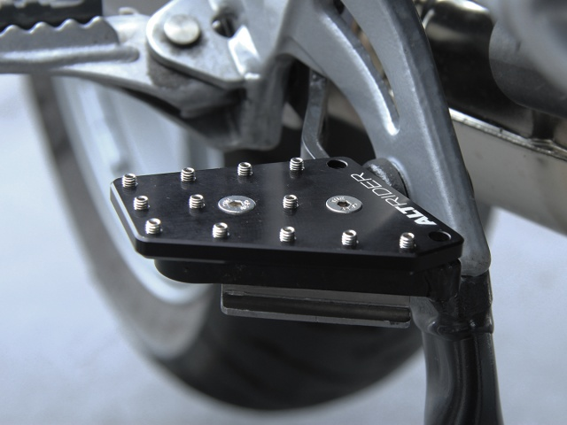 AltRider DualControl Brake System for the BMW R 1200 & R 1250 GS Water Cooled - Installed