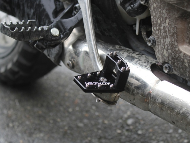 AltRider DualControl Brake System for the Honda CRF1000L Africa Twin - Installed