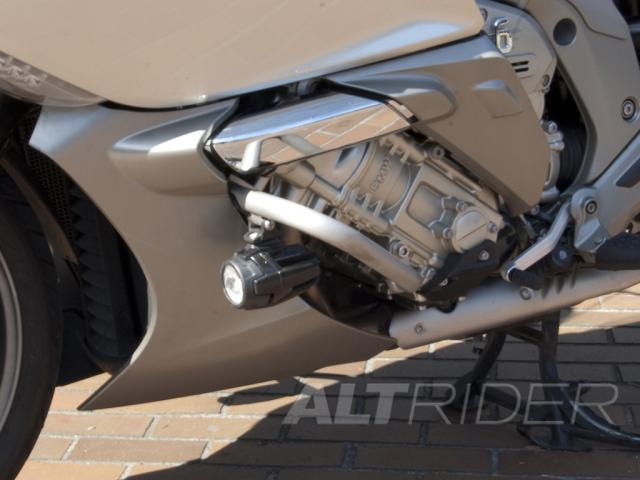 AltRider Engine Protection Bars for the BMW K 1600 GT / GTL (2011-2016) - Installed