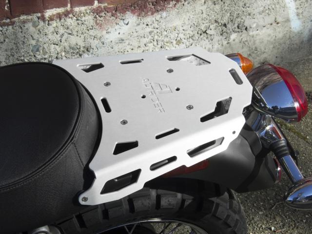 Luggage Rack For Triumph Bonneville T100 Altrider
