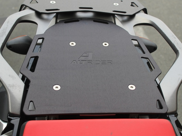 Altrider Pillion Rack for the Honda CRF1000L Africa Twin - Installed
