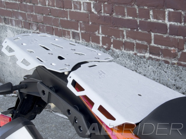 AltRider Pillion Rack for the KTM 1190 Adventure / R - Installed
