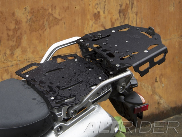 AltRider Rear Luggage Rack for Yamaha Super Tenere XT1200Z - Installed