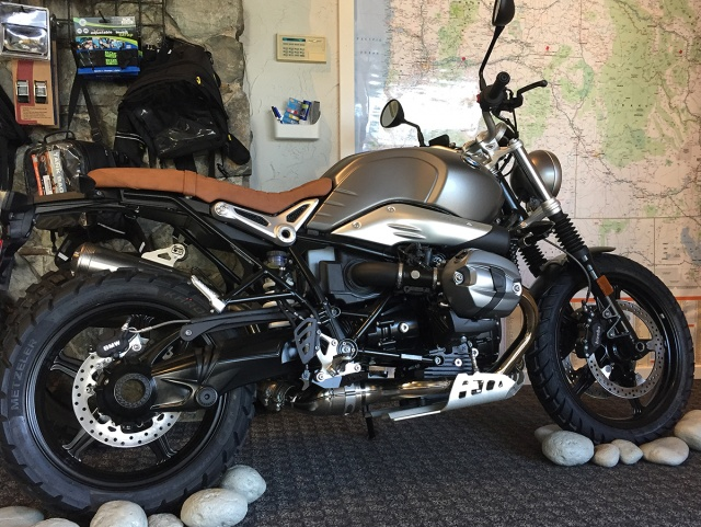 AltRider Skid Plate Kit For The BMW R NineT Models