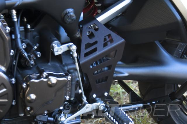 AltRider Universal Joint Guard for the Yamaha Super Tenere XT1200Z - Installed