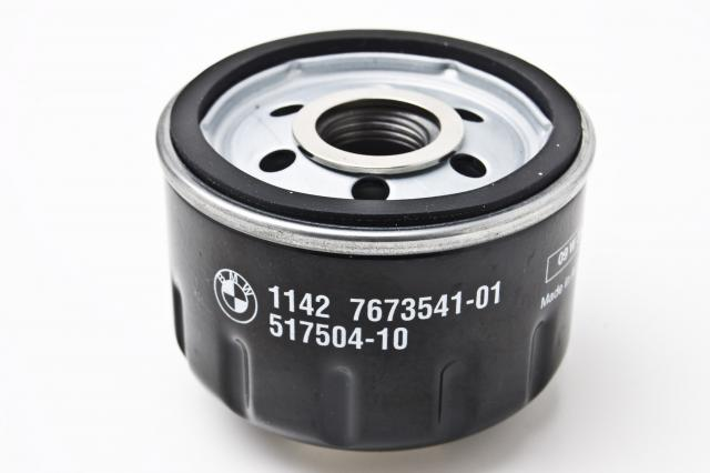 Motion Pro Oil Filter Magnet 3/4 - 3/16 inch - Installed