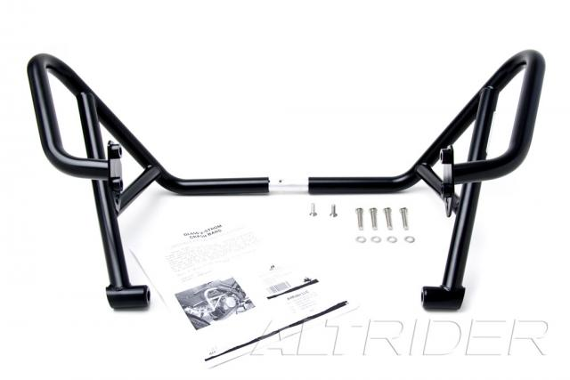 AltRider Crash Bars for the Suzuki V-Strom DL 1000-Black - Product Contents