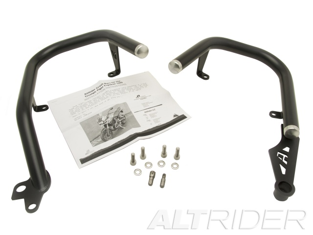 AltRider Crash Bars for the Triumph Tiger Explorer 1200 - Product Contents