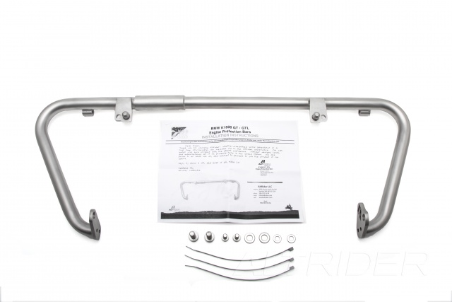 AltRider Engine Protection Bars for the BMW K 1600 GT / GTL - Product Contents