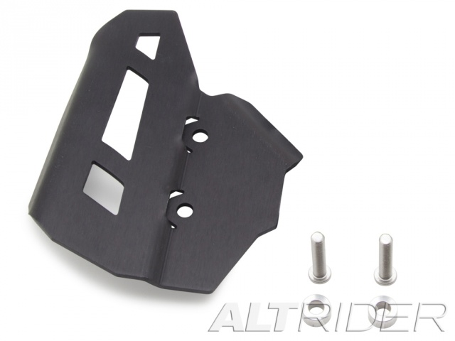 AltRider Rear Brake Master Cylinder Guard for BMW F 800 GS - Black - Product Contents