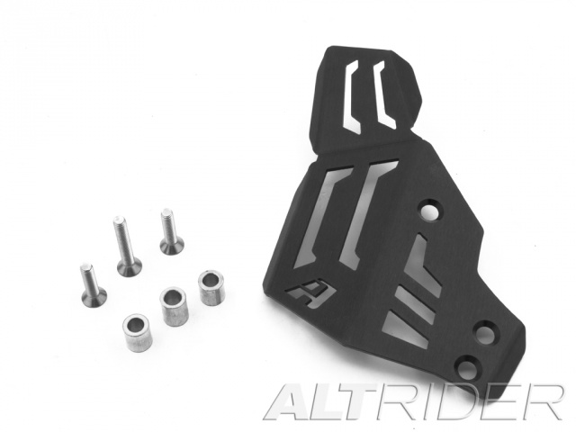 AltRider Rear Brake Master Cylinder Guard for the Triumph Tiger 800 - Product Contents