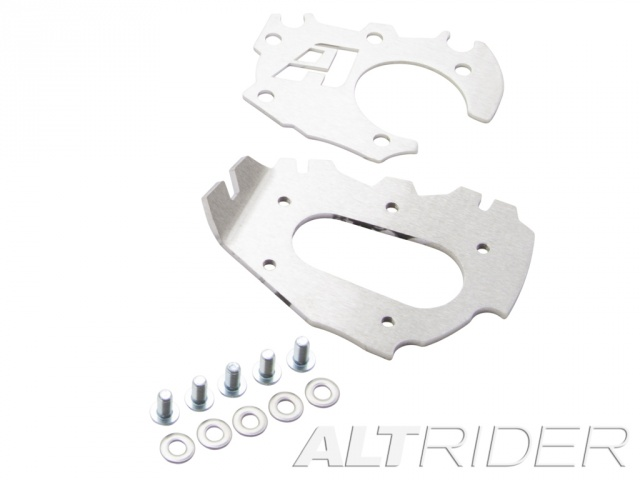 AltRider Side Stand Enlarger Foot for the BMW R 1200 GS Adventure Water Cooled - Product Contents