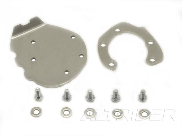 AltRider Side Stand Foot Kit for BMW F 650 GS - Silver - Product Contents