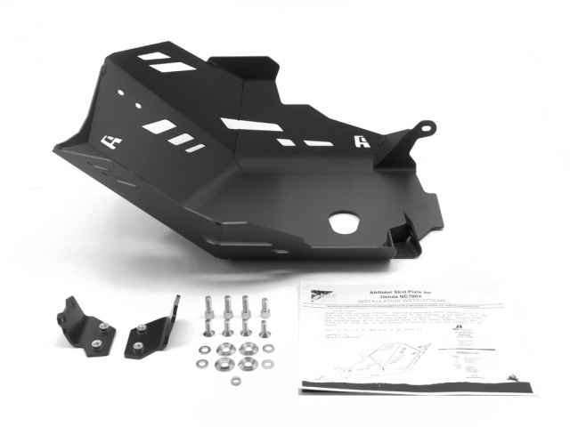 AltRider Skid Plate for Honda NC700X - Product Contents