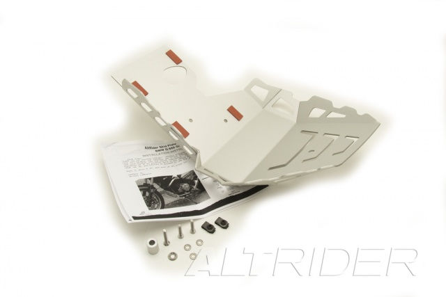 AltRider Skid Plate for the BMW G 650 GS - Product Contents