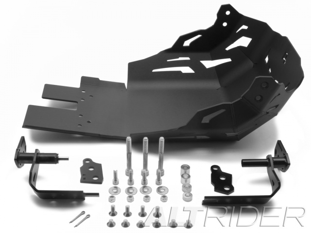 AltRider Skid Plate for the KTM 1190 Adventure / R  - Product Contents