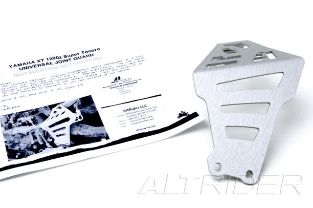 AltRider Universal Joint Guard for Yamaha Super Tenere XT1200Z - Silver - Product Contents