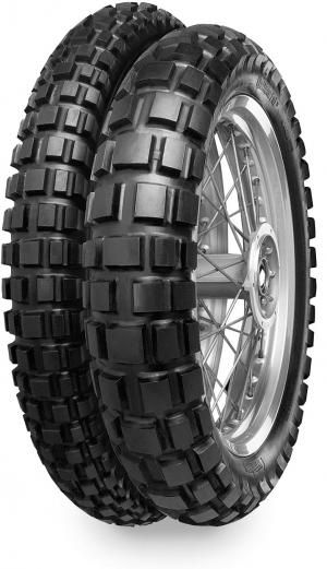 Continental TKC80 110/80B19 TL Front Tire - Product Contents