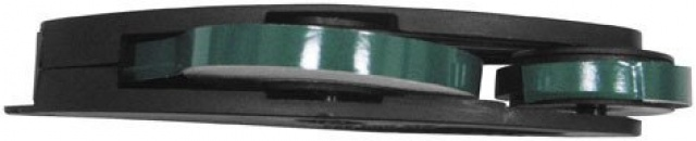 Reflective Wheel Stripe in Green - Product Contents