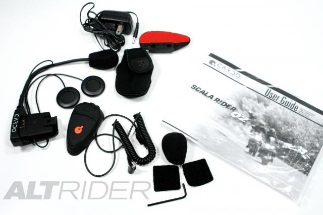 scala rider q2 bluetooth headset. Black Bedroom Furniture Sets. Home Design Ideas