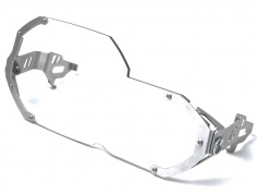 AltRider Clear Headlight Guard Kit for the BMW F 800 GS /A - Feature
