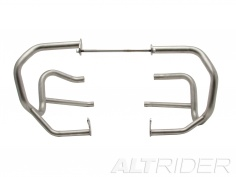 AltRider Crash Bars for the BMW R 1200 GS Water Cooled (2013) - Silver - With Mounting Bracket - Feature
