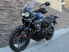 AltRider Decal Kit for the Triumph Tiger 800 - Feature
