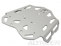 AltRider Luggage Rack for the Husqvarna TR650 Terra and Strada - Silver - Feature