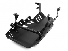 AltRider Skid Plate for the BMW S 1000 XR - Black - With Mounting Bracket - Feature