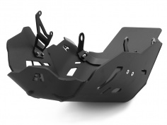 AltRider Skid Plate for the Ducati Multistrada 1200 (2015-current) - Black - Feature