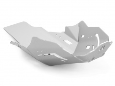AltRider Skid Plate for the Ducati Multistrada 950 - Silver - Feature