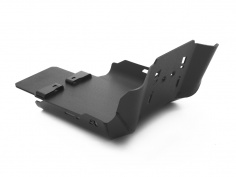 AltRider Skid Plate for Triumph Thruxton - Black - Feature
