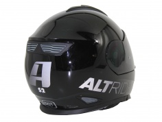 AltRider Universal Helmet Decal Kit - White - Small - Feature