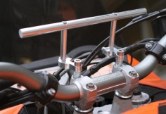 Universal Handlebar Mount - Feature