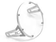 Altrider-clear-headlight-guard-for-the-triumph-scrambler-silver