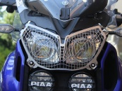 AltRider Stainless Steel Mesh Headlight Guard for the Yamaha Super Tenere XT1200Z - Feature