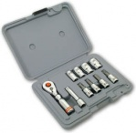 CruzTOOLS MiniSet Compact Metric Tool Kit - Feature