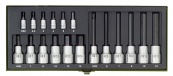 Proxxon 18-Piece Allen Key Socket Set - Feature