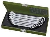 Proxxon 7-Piece MicroSpeeder Ring Spanner Set - Feature