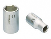 "Proxxon Individual 1/4"" Sockets in 8mm - 13mm - Feature"